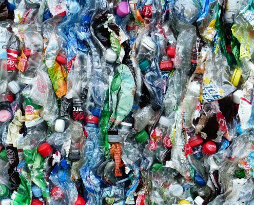 plastik-affald